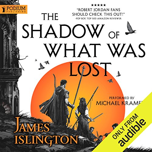 The Shadow of What Was Lost cover art