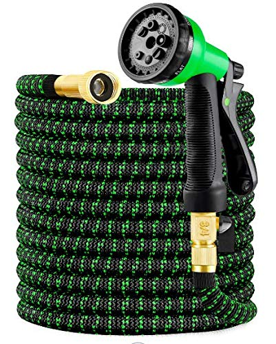 HBlife Garden Hose, All New 2021 Garden Hose Expandable 8M/25Ft with 3/4'...