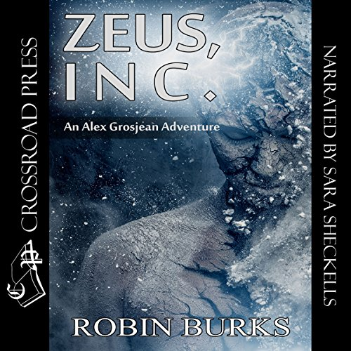 Zeus, Inc. audiobook cover art