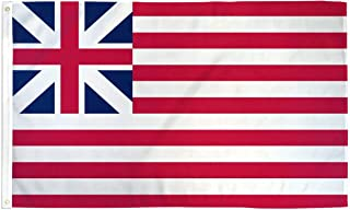 Grand Union Flag Continental Colors Banner United States Historical Pennant 3x5