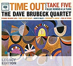 Time Out -50th Anniversary (2 CD/1 DVD Legacy Edition) by Dave Brubeck [2009]