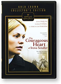 The Courageous Heart of Irena Sendler Hallmark Hall of Fame DVD - Gold Crown ...
