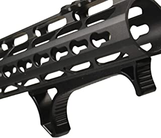 GOTICAL Aluminum Accessories for M-LOK, Accessories for M-lok Picatinny Rail,Rail Sections M-lok, Angled Front Handguard Rails