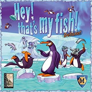 Mayfair Games Hey That's My Fish Deluxe (B001KY8836) | Amazon price tracker / tracking, Amazon price history charts, Amazon price watches, Amazon price drop alerts