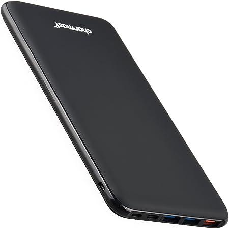 26800mAh Power Bank QC 3.0 Caricabatterie Portatile Power Delivery Ricarica Rapida Batteria Esterna USB Tipo C Batteria con 3 Ingresso & 4 Uscita per MacBook Nintendo Switch iPhone Samsung Sony(Nero)