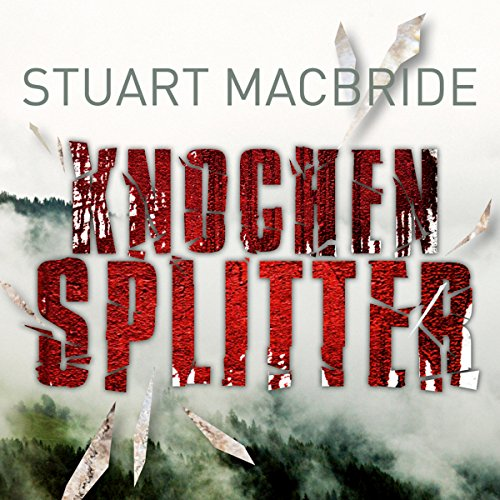 Knochensplitter audiobook cover art