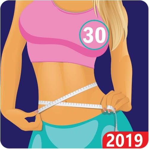 30 días entrenamiento de la aptitud de la pérdida