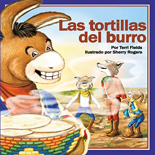 Las tortillas del burro [Burro's Tortillas] cover art