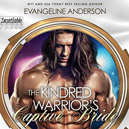 The Kindred Warrior's Captive Bride Titelbild