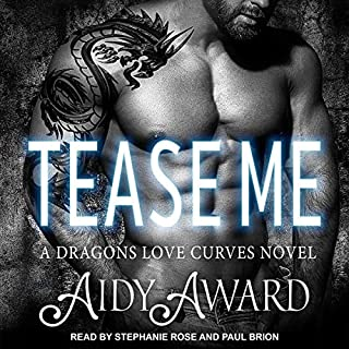 Tease Me: A Dragons Love Curves Novel cover art