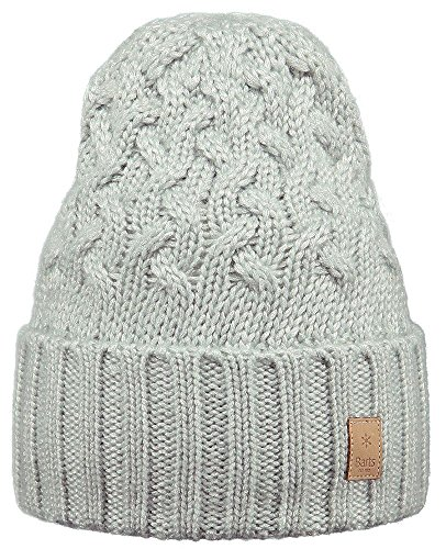 Barts - Ural Beanie Grey Bonnet Adulte - Grey - Unique - Grey