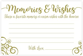 well wishes memory book