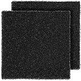 Honoson Filter Foam Sponges, Aquarium Bio Sponge Sheet Filter Media Pad, Cut-to-Size Foam for Fish Tank (2 Pieces)