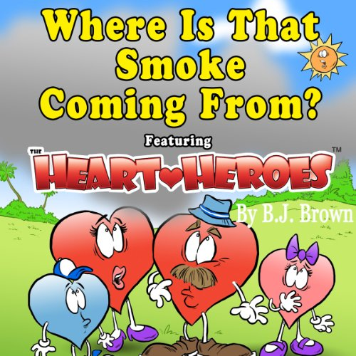 Where is that Smoke Coming From? audiobook cover art