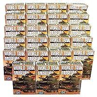 【23SET】 タカラ 1/144 ワールドタンクミュージアム Vol.4 シークレットを含む全23種セット