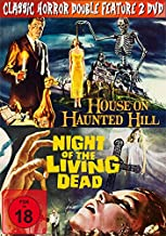 Classic Horror Double Feature: House on Haunted Hill/ Night of the Living Dead [2 DVDs] [Alemania]