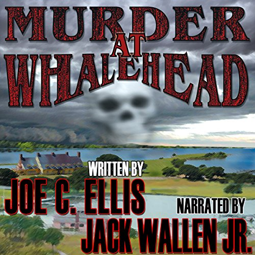 Murder at Whalehead cover art
