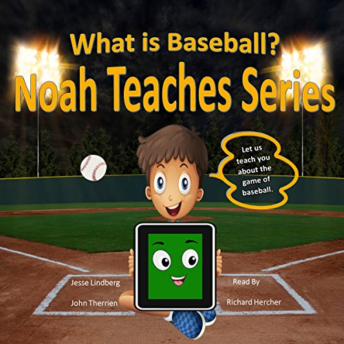 What Is Baseball? audiobook cover art