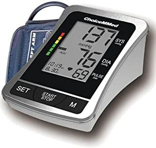 Auto Digital brazo Tensiómetro con indicador de escala Color, color negro