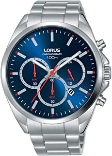 Lorus Sport Watch For Men Analog Stainless Steel - RT363GX9