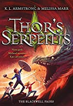 Thor's Serpents (The Blackwell Pages (3))