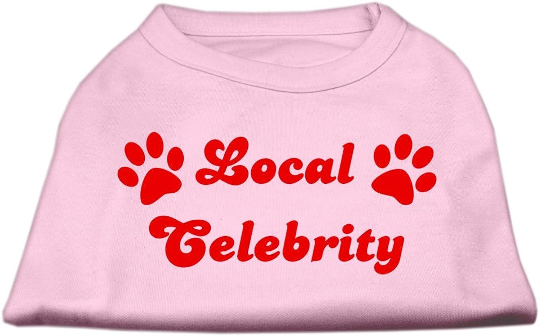 Dog   Cat   Pet Charms Local Celebrity Screen Print Shirts Pink Lg (14)