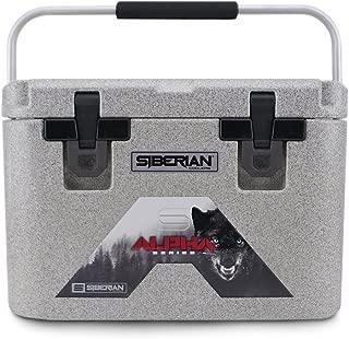 Siberian Coolers 22 Quart Alpha Pro Series in Granite Color Includes Accessories
