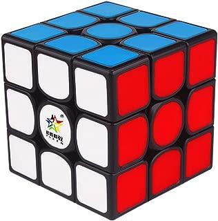CuberSpeed Yuxin Kylin 3x3 V2 M Black Magic Cube Yuxin 3x3x3 V2M Speed Cube Puzzle