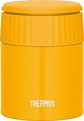 サーモス(THERMOS) 保温ランチジャー マスタード 300ml 真空断熱スープジャー JBQ-301 MSD