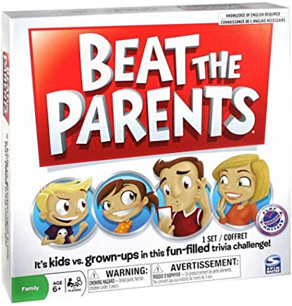 Spin Master Games Bgm Fgm Beat The Parents Au Kmtx EEN
