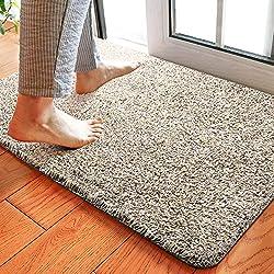 "Delxo 18""x30"" Magic Doormat Absorbs Mud Doormat"