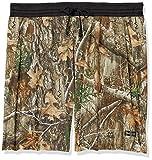 Hurley Men's Phantom Alpha Realtree 18' Short, Brown (Edge Camo),...