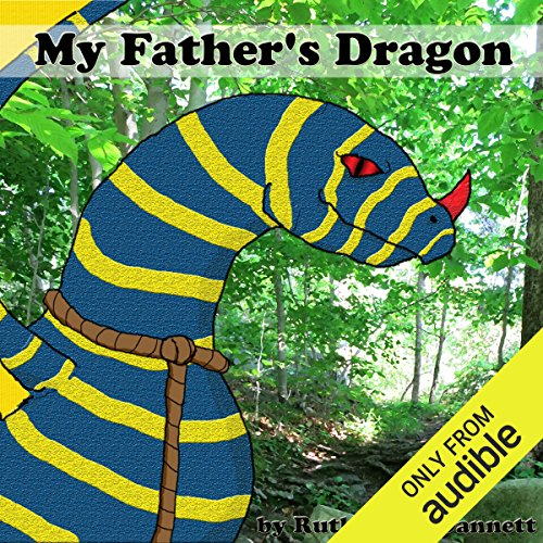 My Father's Dragon  By  cover art