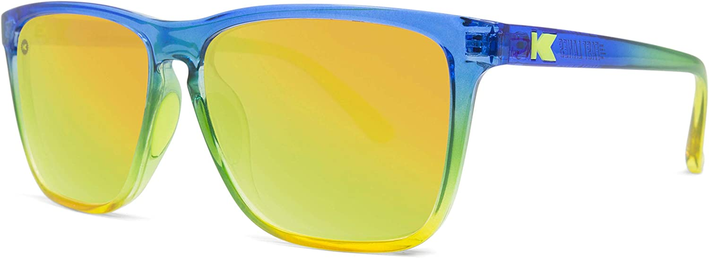 Knockaround Fast Lanes Sport - Polarized Sunglasses For Running & Fitness