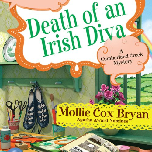 Death of an Irish Diva audiobook cover art