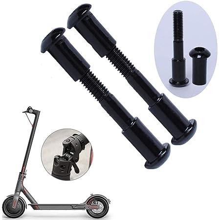 Tornillo de Perno Fijo de Patinete Electrico Reemplazo de Tornillo Patinete Electrico para Xiao-mi MIJIA M365 Plegable Scooter Eléctrico Poweka ...