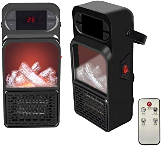 Estufa Eléctrica Calefactor Mini Portátil Handy Heater 500 W Bajo Consumo Temperatura Regulable Baño Warmer Máquina