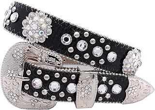 1372 Womens Western Belts Cowgirl Bling Belts Rodeo Belts Plus Size Western Belts For Cowgirls