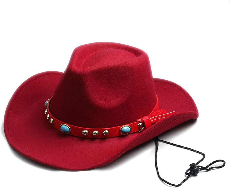 a030a22f KKONION Fedora Hats Men Women 100% Wool Wool Wool Felt Sombrero Cap Western  Cowboy Cowgirl Cap Jazz hat Sun Hat Toca Cap 73e558