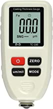LHQ-HQ TC100 Laagdiktemeter 0.1um / 0-1300 Automotive Paint Film diktemeetapparaat Measurement