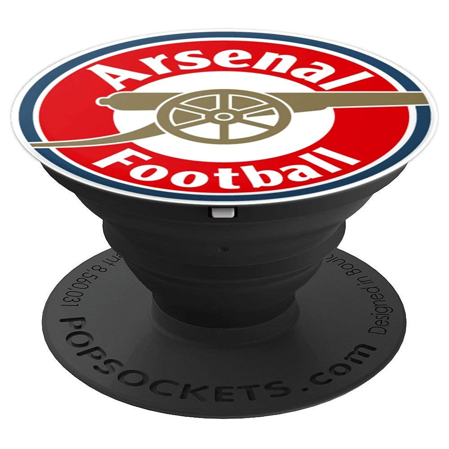 Arsenal Soccer London UK Travel Gift - PopSockets Grip and Stand for Phones and Tablets