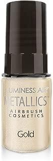 Luminess Air Metallics Makeup Airbrush, Shimmer Gold, 0.25 Ounce