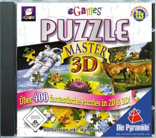 Puzzle Master 3D (Software Pyramide)