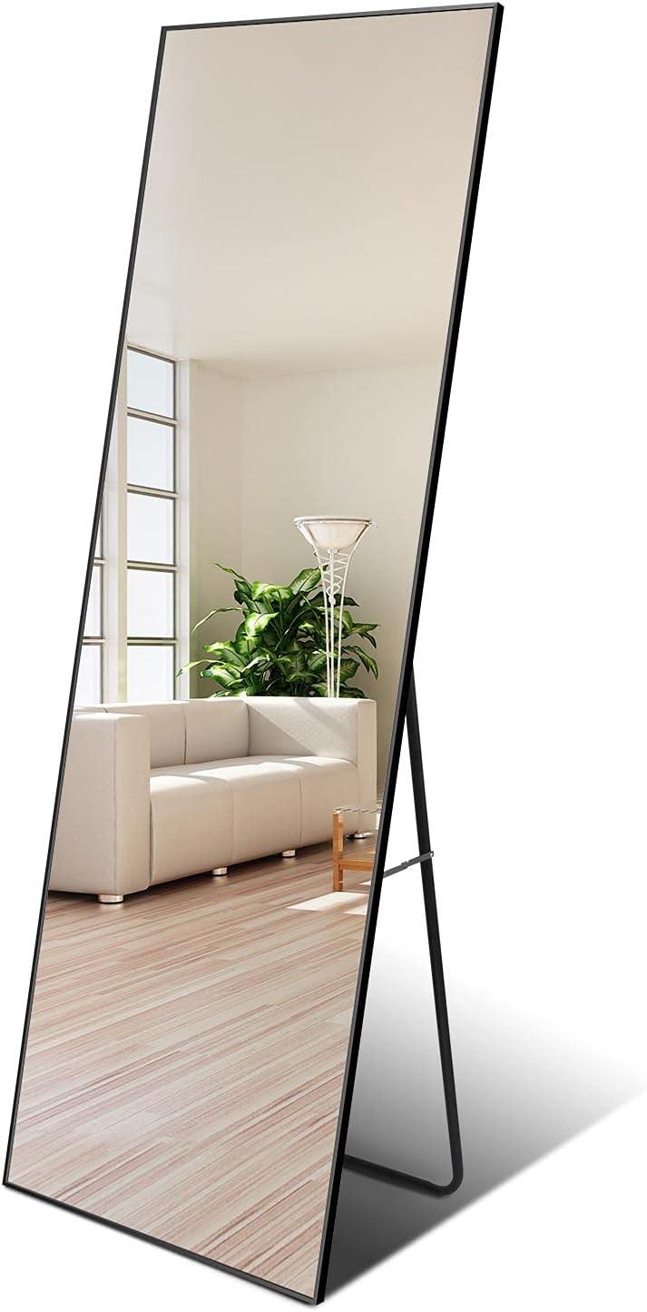 YSSOA 買物 Full Length Mirror Standing Leaning 人気 Floor