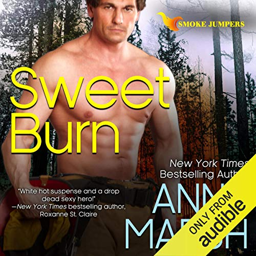 Sweet Burn audiobook cover art