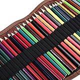 Set di matite Colorate, Matite Colorate solubili in Acqua Matite Colorate per artisti, Strumento per Schizzi Kit di matite per Schizzi per Adulti e Bambini Che scrivono, disegnano