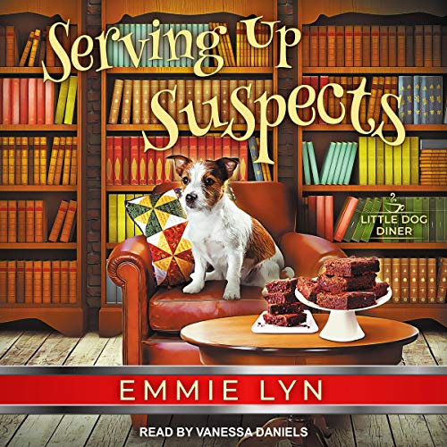 Serving Up Suspects cover art