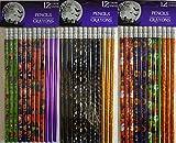 Halloween Pencils (Qty 24) - Picked at Random