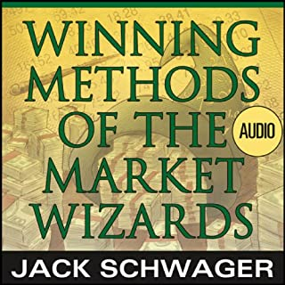 Winning Methods of the Market Wizards with Jack Schwager audiobook cover art