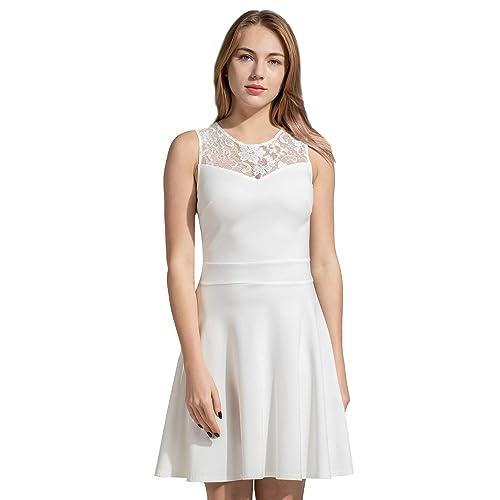 All White Plus Size Dresses: Amazon.com